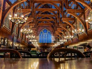 Harvard Dining Hall © NKSPhoto 2011 https://flic.kr/p/9nxJ4E