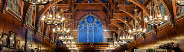 Harvard Dining Hall © NKSPhoto 2011 https://flic.kr/p/9nxJ4E